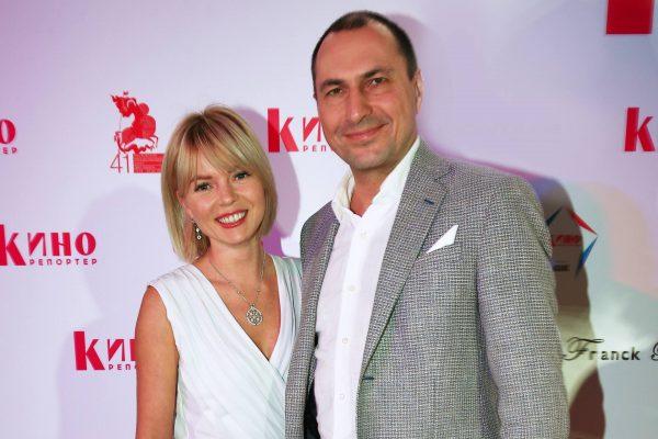 Игорь Вдовин и Елена Николаева, фото:tvcenter.ru
