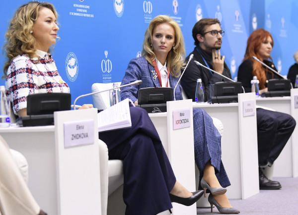 Мария Воронцова, фото: РИА Новости