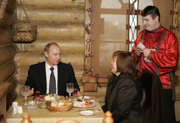 Владимир и Людмила Путины, фото: Kremlin.ru