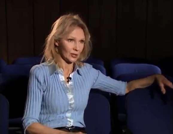 Татьяна Паркина в последние годы жизни. Фото spletnik