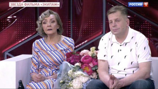Юрий Миломанов и Ирина Акулова, фото:pic-words.com