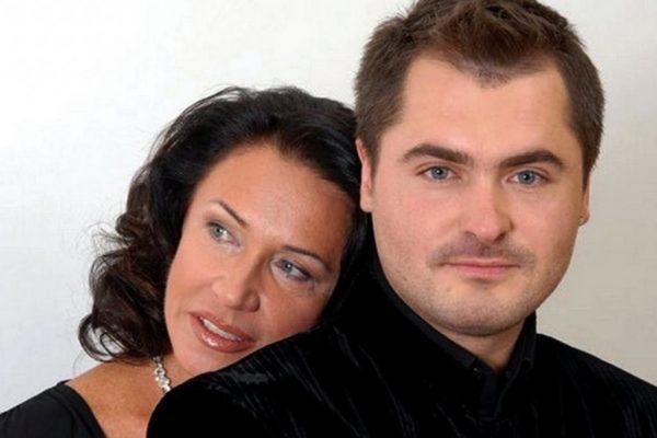 Надежда Бабкина и Евгений Гор, фото:just-interes.ru