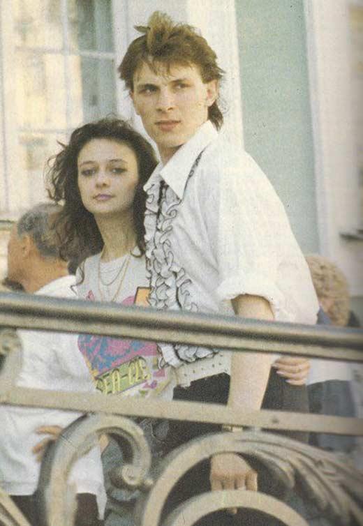 Андрей Разин и Наталья Лебедева. Фото muzh-zhena.ru