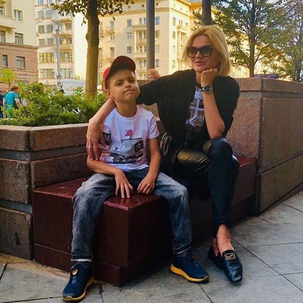 Ирина Круг и Андрей