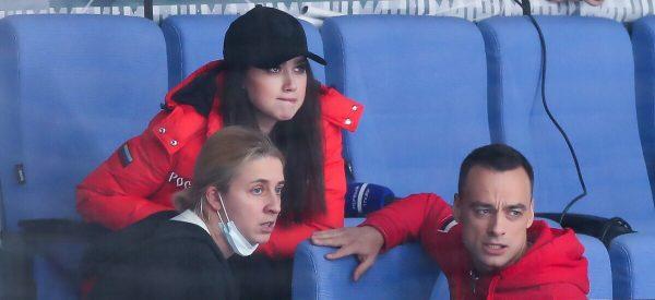 Алина Загитова,