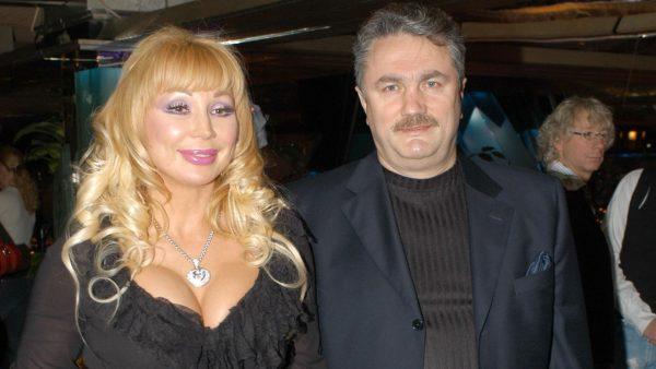 Маша Распутина и Виктор Захаров. Фото blitz.plus