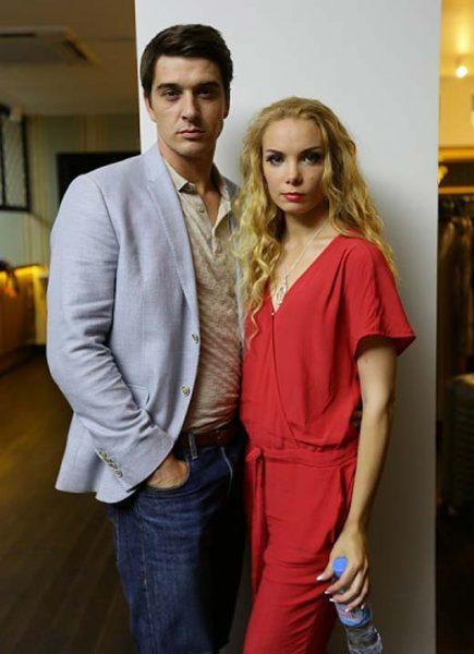 Татьяна Арнтгольц и Станислав Бондаренко, фото:stuki-druki.com