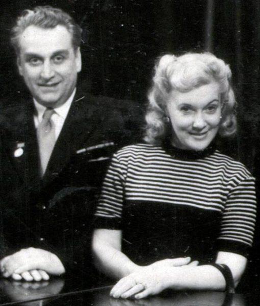 Григорий Александров и Орлова Любовь Петровна