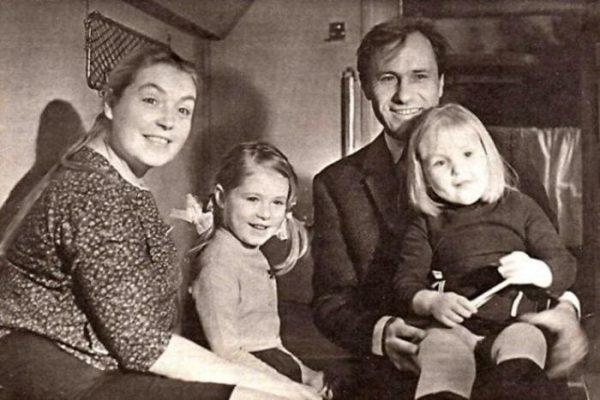 Семья Шукшиных. Фото stuki-druki.com