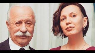 Леонид Якубович и Галина Антонова. Фото