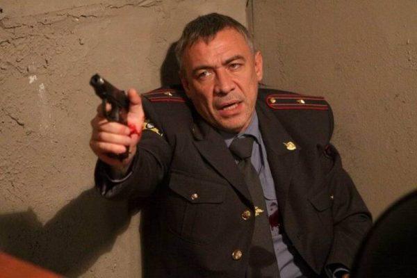Дмитрий Проданов. Кадр из фильма