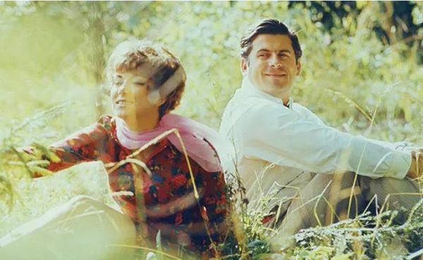 Эдита Пьеха и Александр Броневицкий. Фото goodhouse.ru