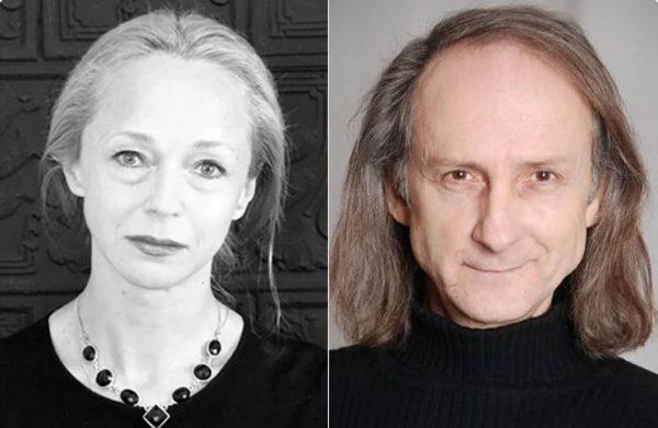 Анжелика Неволина и её муж Зубарев. Фото starsays