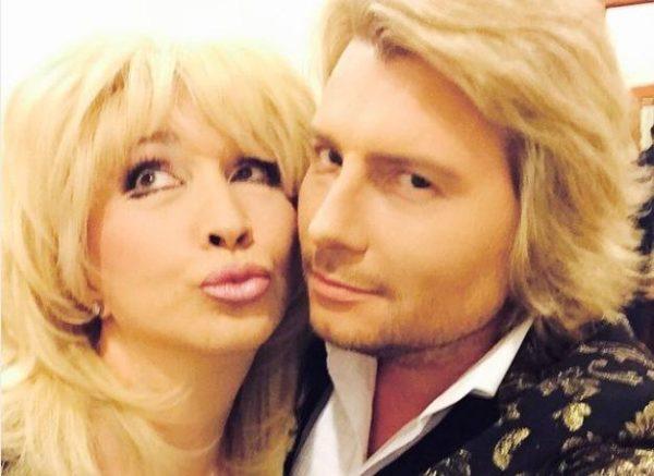 Ирина Аллегрова и Николай Басков. Фото 7d.org.