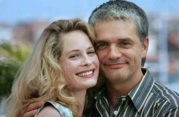 Константин Лавроненко с женой. Фото Инстаграм