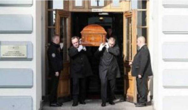 Похороны Евгения Кулеша. Фото mt.stopnews.online