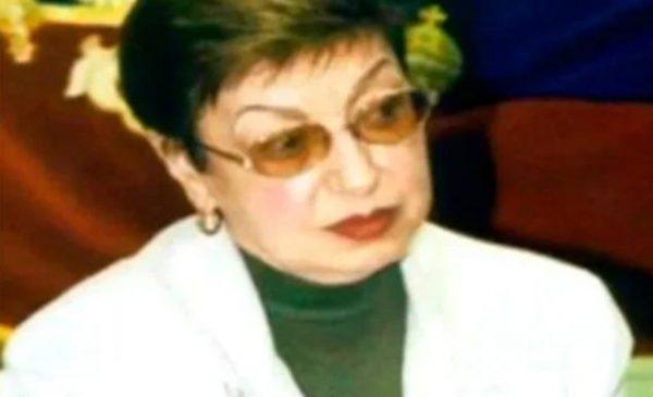 Ирина Андропова-Филипова. Фото