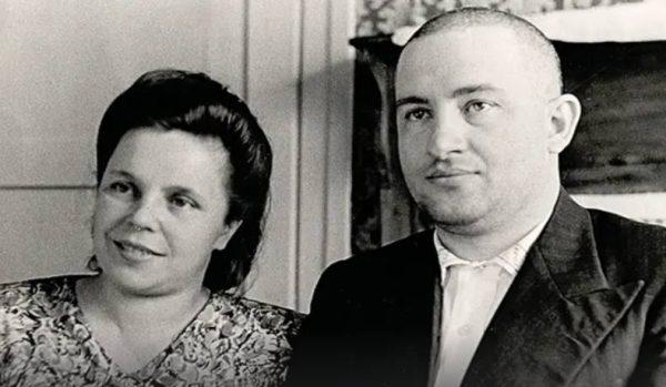 Евгения и Владимир, дети Андропова от первого брака. Фото Собеседник