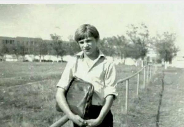 Андрей Разин в детстве. Фото uznayvse.