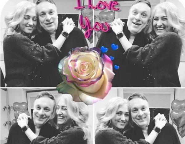 Андрей Разин с девушкой Ольгой. Фото instagram.com/razin_andrei_lm
