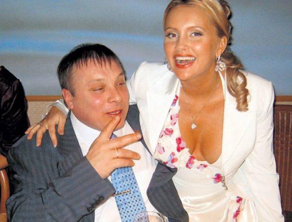 Андрей Разин и Маритана. Фото uznayvse.ru