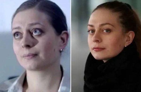 """Актриса Дарья Егорычева в сериале """"Глухарь"""" и за кадром"""