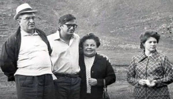 С женой Татьяной Лебедевой и детьми. Фото Экспресс-газета online