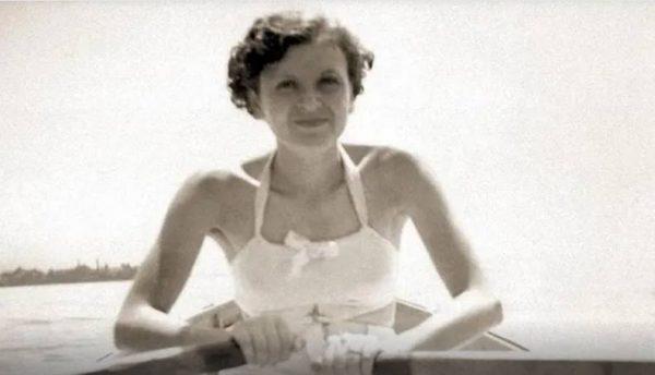 Ева Браун в молодости. Фото Nevsepic