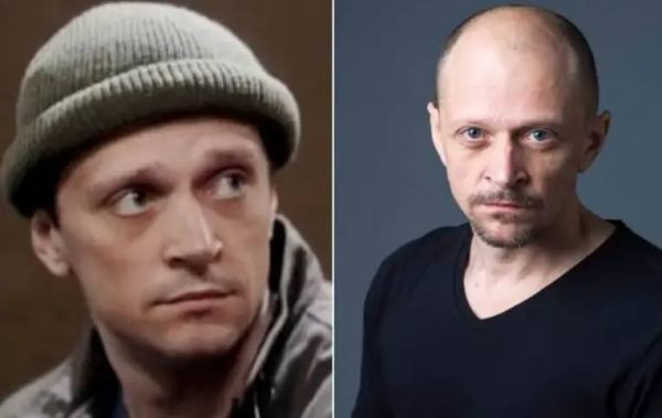 Актер Дмитрий Гусев