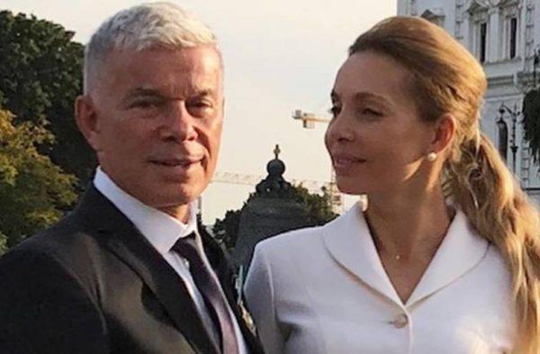 Олег и Марина Газмановы. Фото Инстаграм