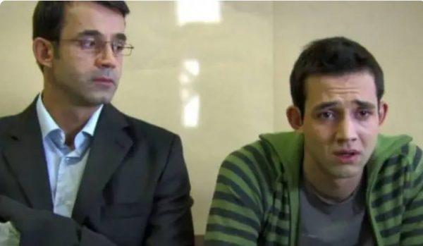 Дмитрий Певцов с сыном. Фото detki.guru