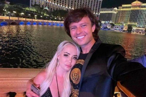 Татьяна Дэвис и Прохор Шаляпин, фото:gazeta.ru