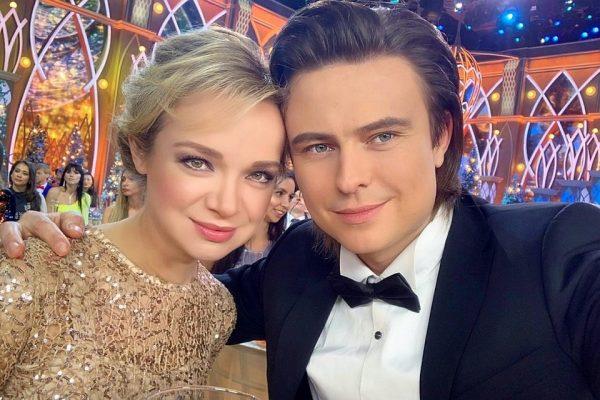 Виталина Цымбалюк и Прохор Шаляпин, фото:globalmsk.ru