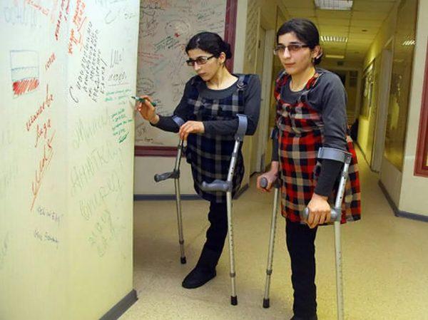 Зита и Гита Резахановы, фото:sampfuncs.ru